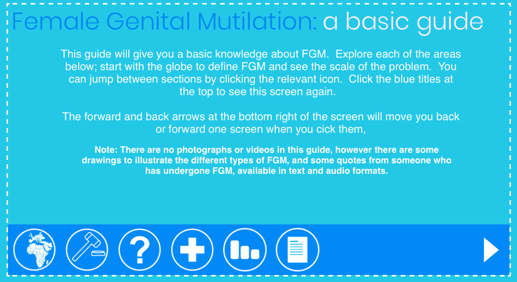 FGM Webinar & Interactive Learning